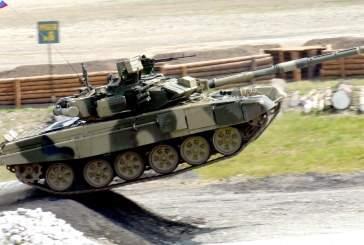 Раскрыты сроки поступления на вооружение российской армии новых танков Т-90М