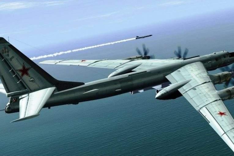National Interest поведал оновых преимуществах бомбардировщиков Ту-95