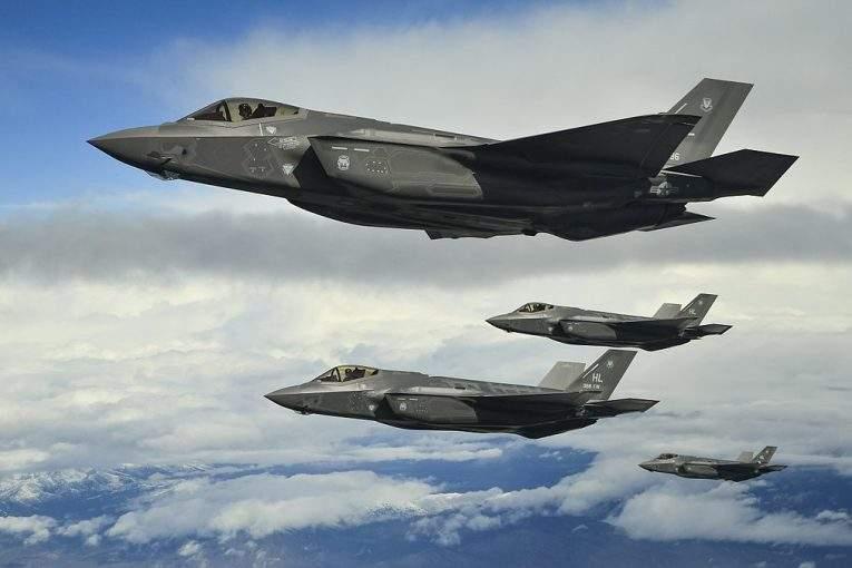 ВСША сообщили онамерении реализовать партию истребителей F