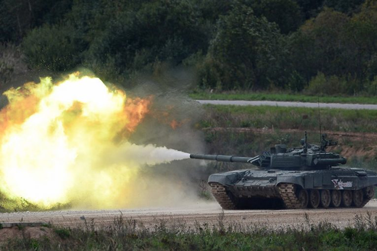 Специалист  сравнил танк Т-90 с североамериканским  «Абрамсом» икитайским «Тип-99»