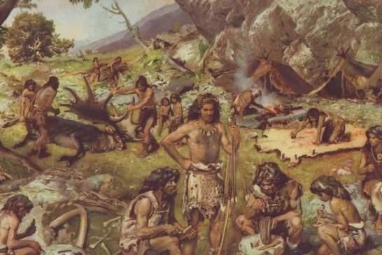Первые поселенцы Америки прибыли с территории современной России