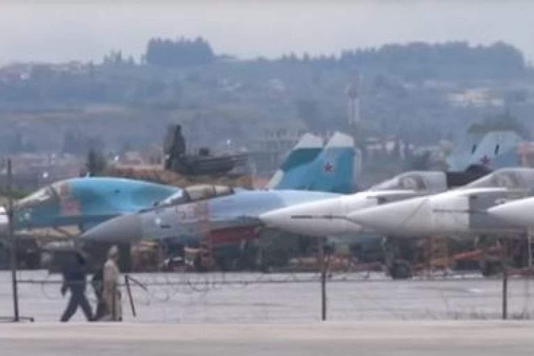 Боевики уничтожили 7 самолетов ВКС РФ, обстреляв авиабазу Хмеймим