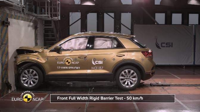 Эксперты представили рейтинг самых безопасных автомобилей 2017 года