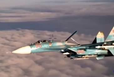 Госдеп раскритиковал «опасный» перехват российским истребителем самолета США