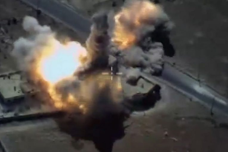 Авиабаза Абу-Духур вИдлибе вновь под контролем САА