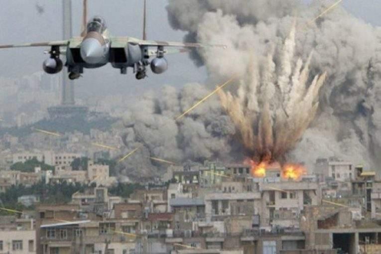 СМИ назвали причастных кобстрелу беспилотниками русской авиабазы вСирии