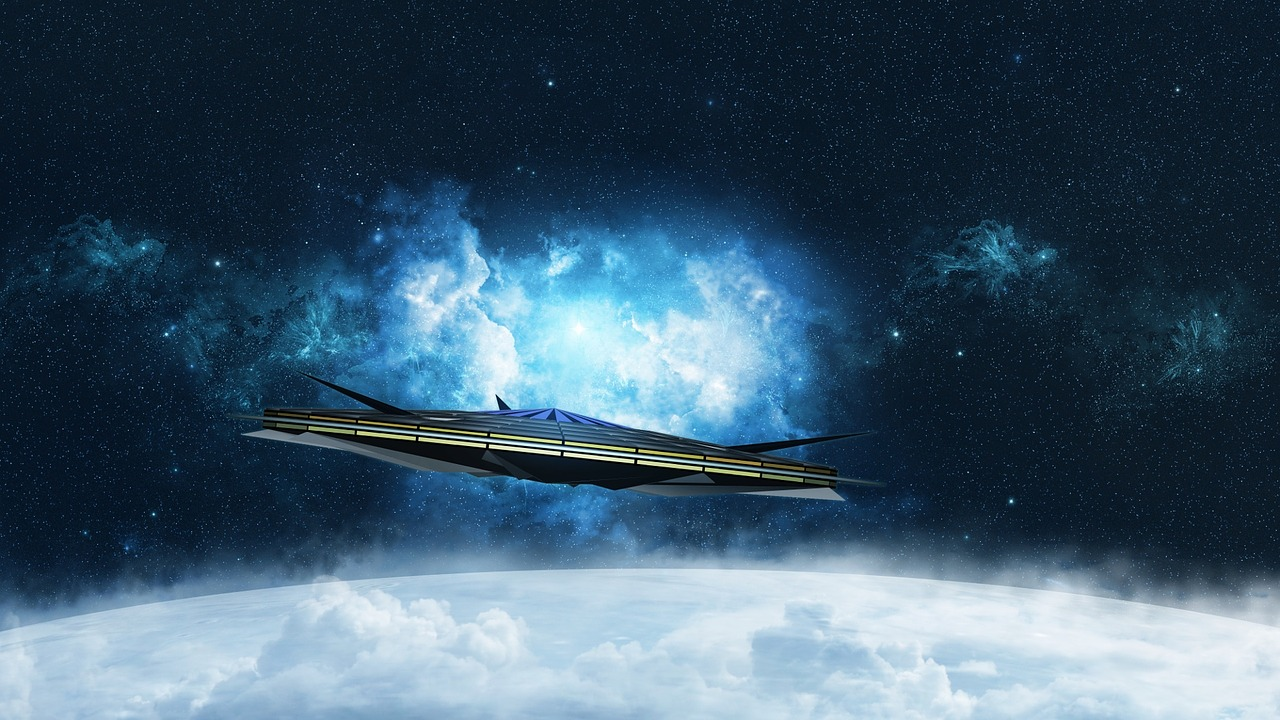 Картинки по запросу нло в космосе