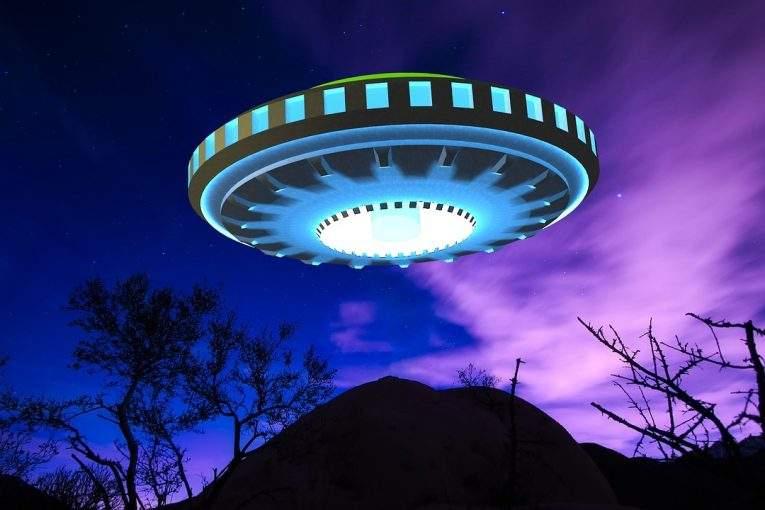 ВАризоне увидели 30-метровый сферический НЛО