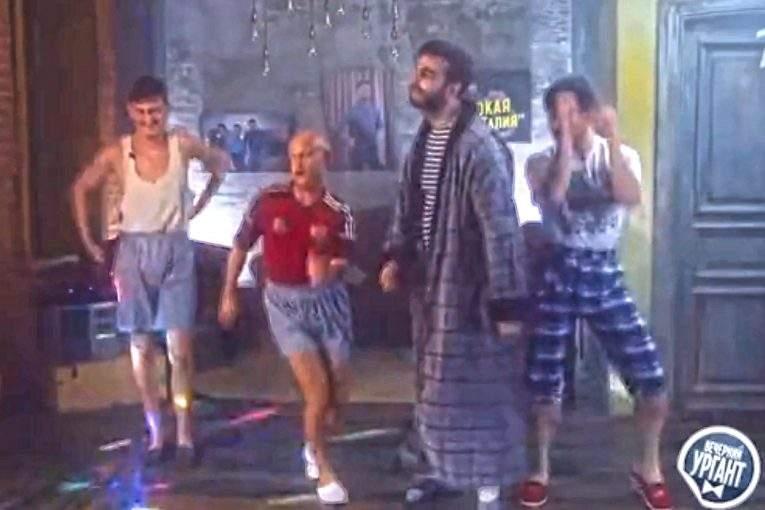 «Вечерний Ургант» снял ролик вподдержку ульяновских курсантов