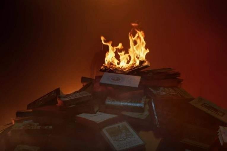 Вышел тизер-трейлер антиутопии Бредбери «451 градус поФаренгейту»