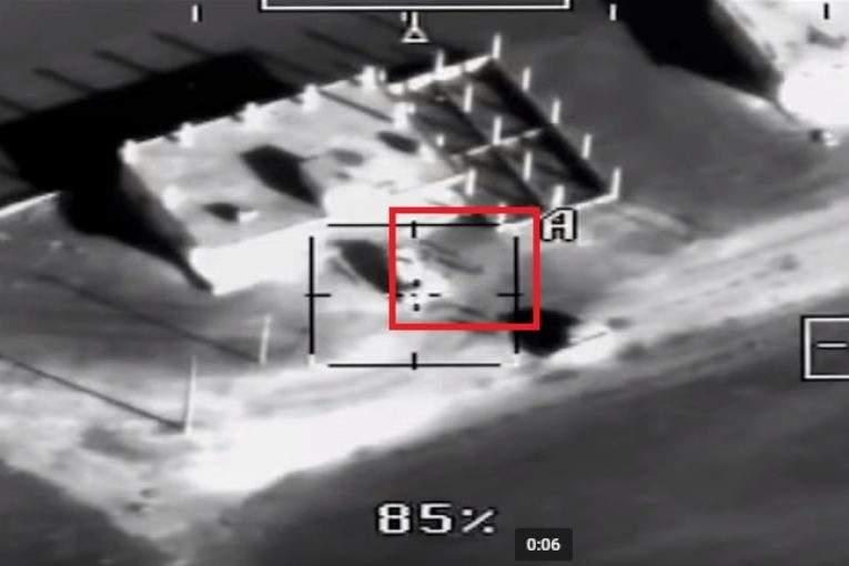 Ролик субийством обстрелявших Хмеймим боевиков— фальсификат?