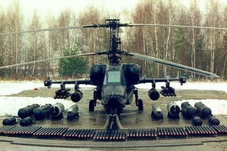 Вертолет Ка-52 будет модернизирован cучетом сирийского опыта— специалист