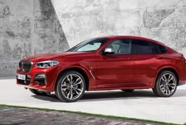BMW представил кросс-купе X4 нового поколения