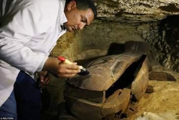 Археологи нашли в Египте древний некрополь жрецов