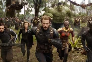 В России перенесли премьеру новой части «Мстителей»
