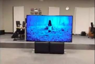 Программист смог вытащить из телевизора проклятую девочку Самару