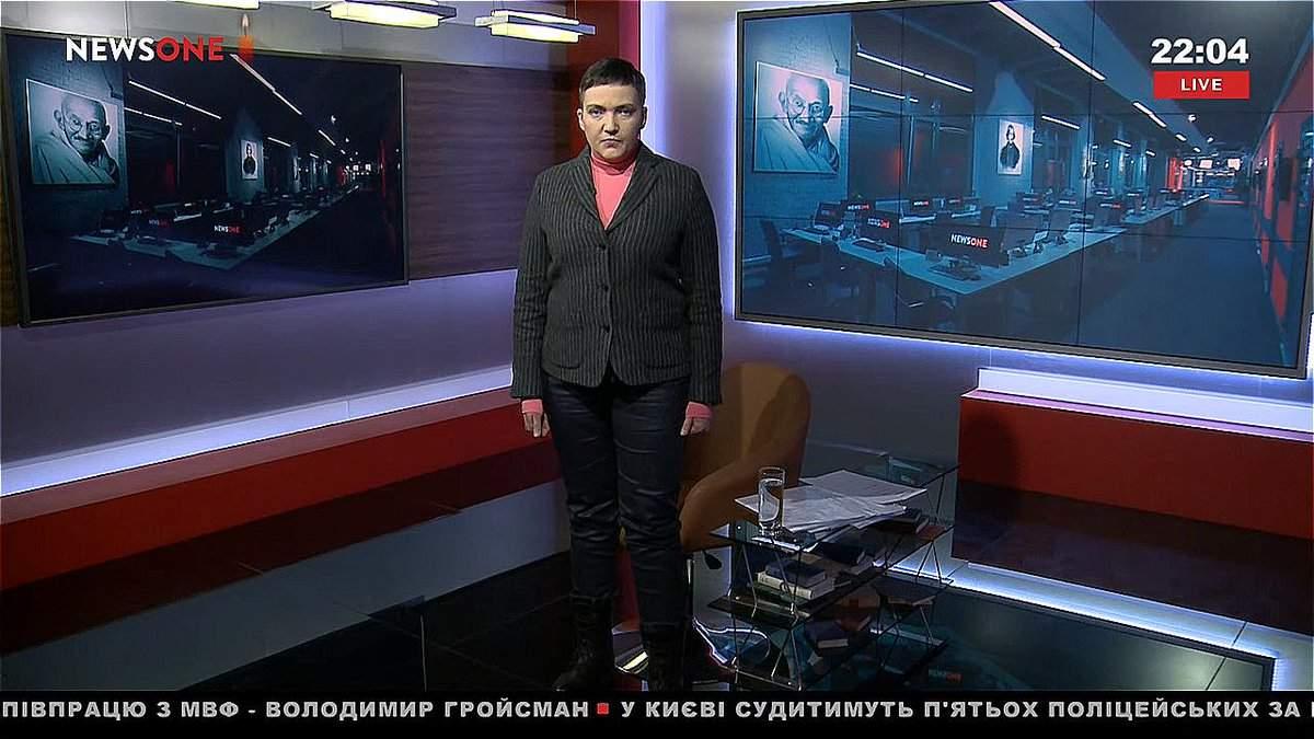 Превратилась вКличко: вглобальной web-сети Надежду Савченко высмеяли заисторические познания