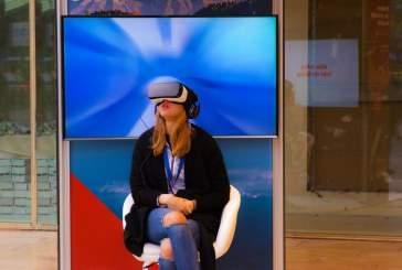 Виртуальная реальность помогает в исследовании человеческой памяти