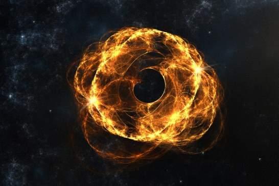 Ученые доказали возможность черных дыр стирать прошлое