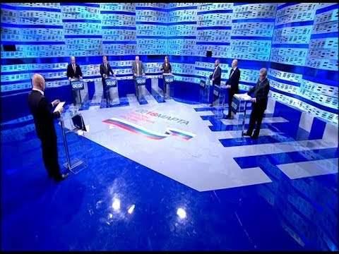 Выборы-2018: дебаты претендентов впрезиденты Российской Федерации начнутся 26февраля