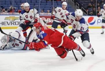 Российские хоккеисты всухую обыграли американцев на Олимпиаде