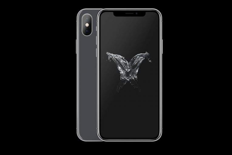 NOA N10 копирует дизайн лицевой панели iPhone X