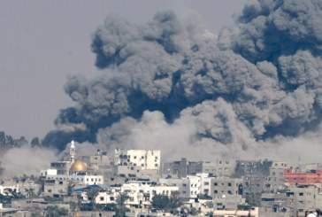 ВВС Израиля нанесли авиаудары по объектам ХАМАС в секторе Газа