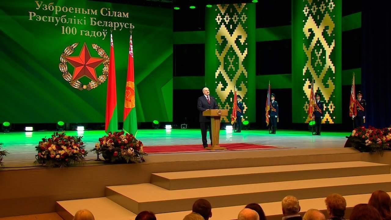Лукашенко подчеркнул потребность создания высокоточного оружия в республики Белоруссии