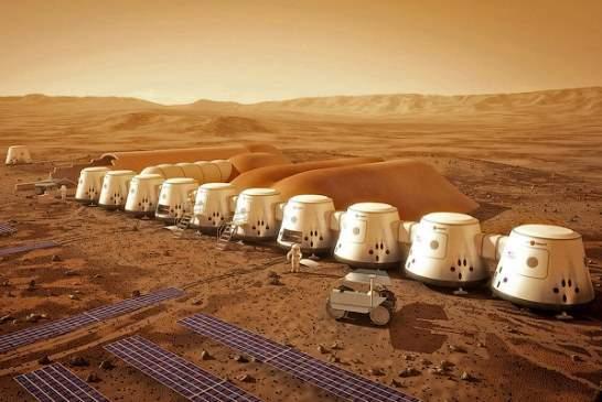 Илон Маск создаст генномодифицированных людей для колонизации Марса