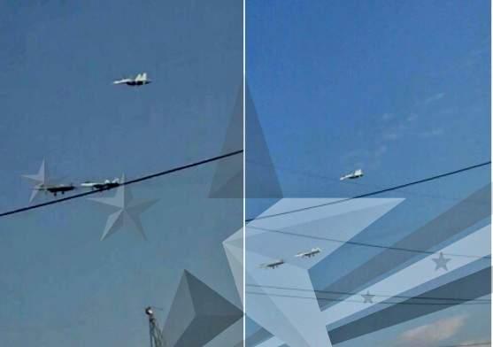 СМИ: В Сирию прилетели еще два новейших истребителя Су-57