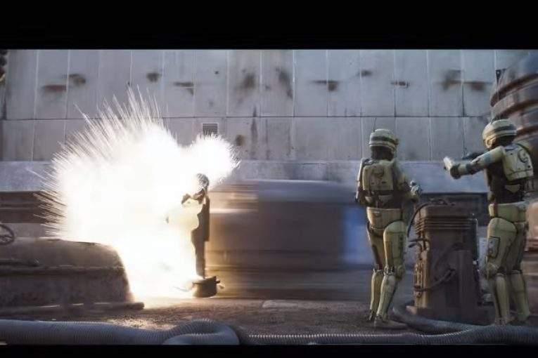 Disney представила первый трейлер «Звёздных войн» о молодом Хане Соло