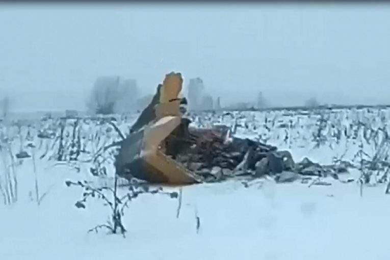 В результате авиакатастрофы в Подмосковье погибли 3 ребенка из Орска