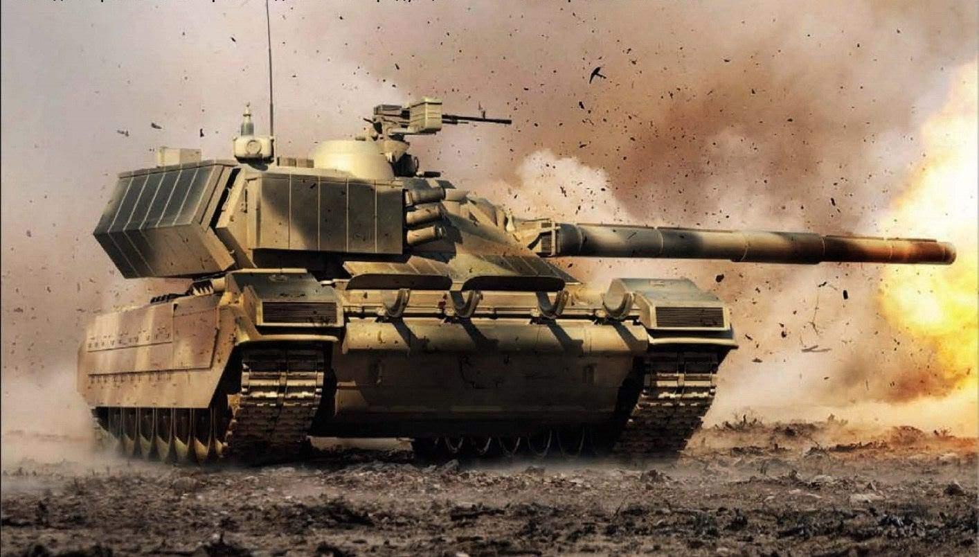 Русские  военные получили первую партию БМПТ «Терминатор»