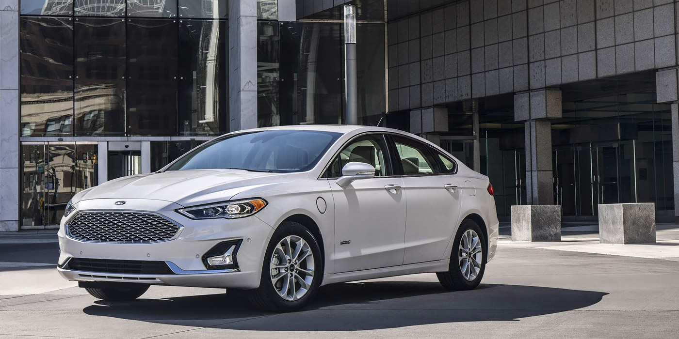 Форд представил обновлённый Mondeo— «Посвежевший» седан