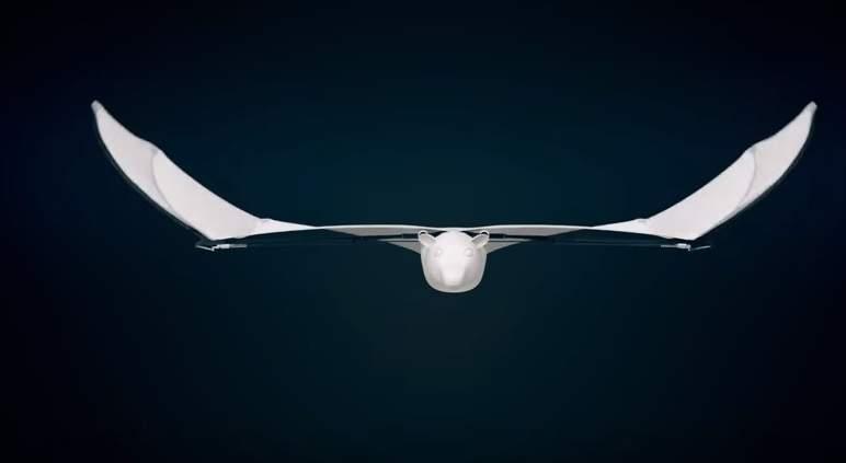 Учёные создают летающих ипрыгающих роботов ввиде животных