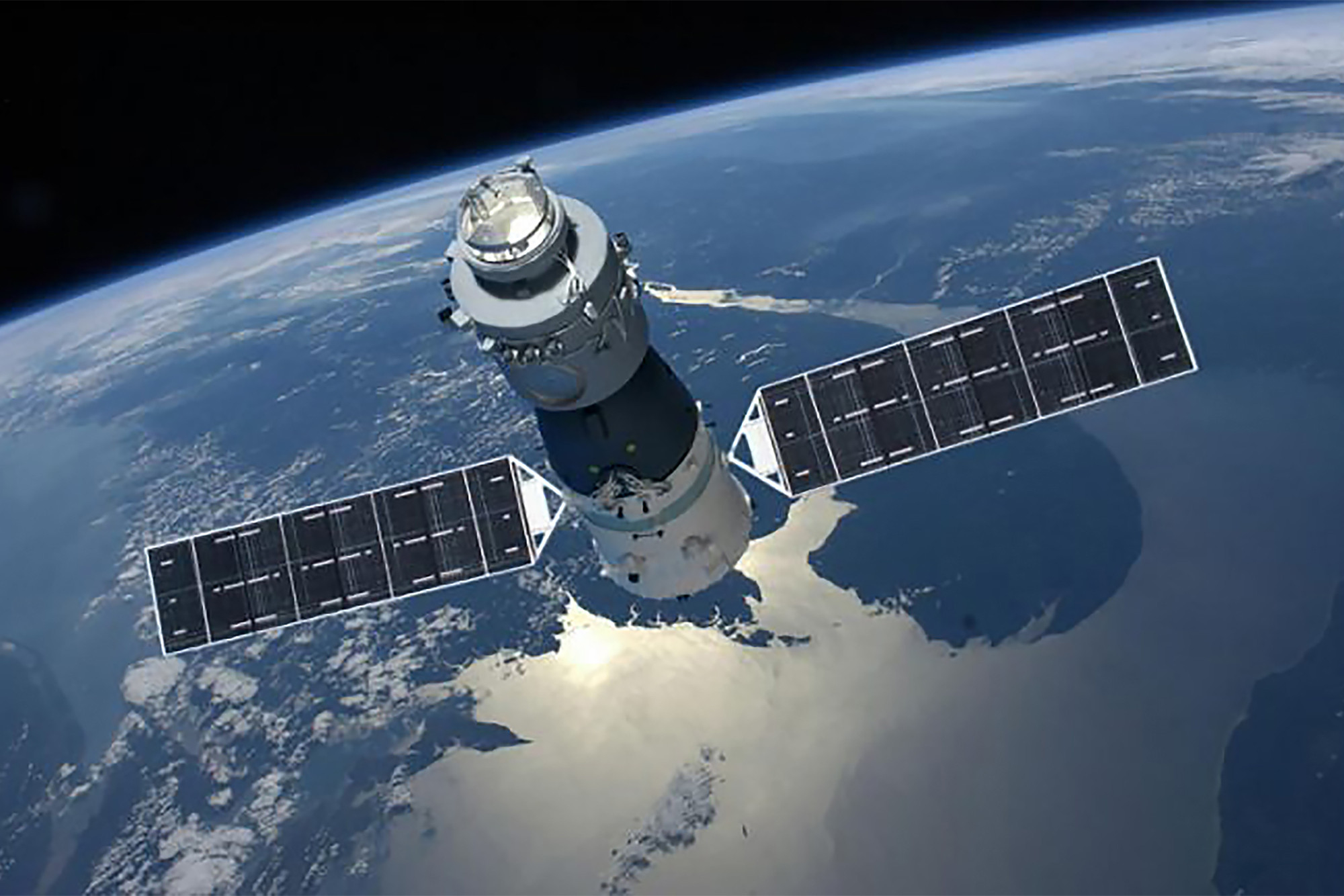 Китайская космическая станция вот-вот упадет на Землю