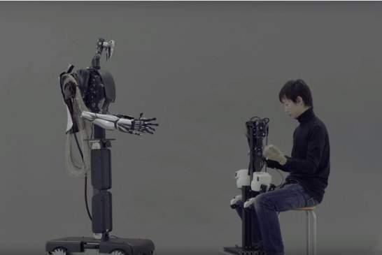 Японские конструкторы продемонстрировали возможности нового робота-аватара