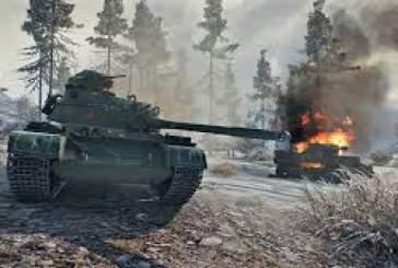 Онлайн танки нашей страны