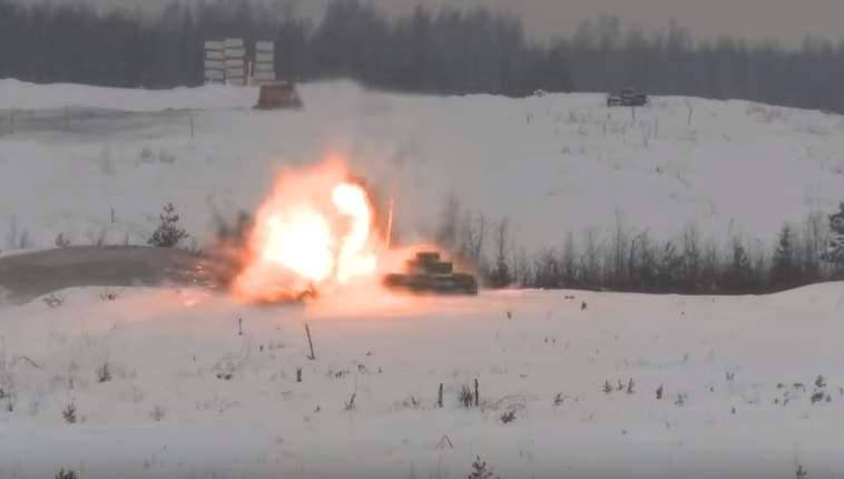 Точно вцель: Минобороны Российской Федерации показало стрельбы соснарядом «Краснополь»