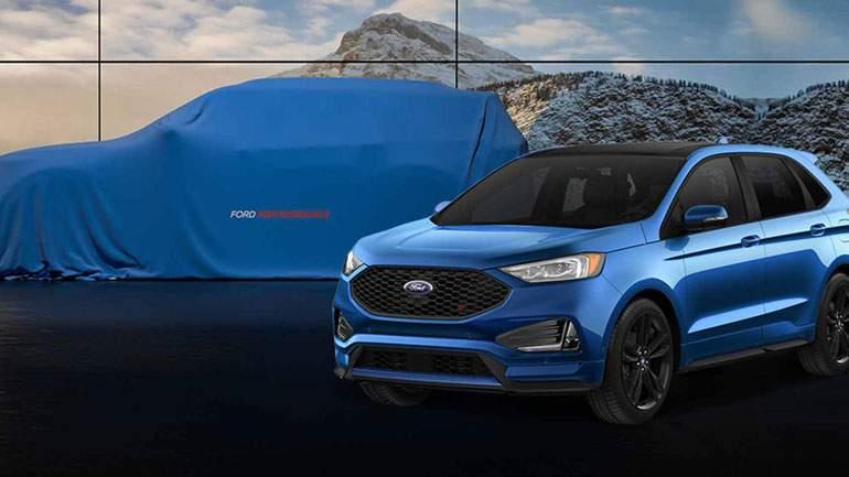 Ford опубликовал тизеры Mustang и Bronco новых поколений