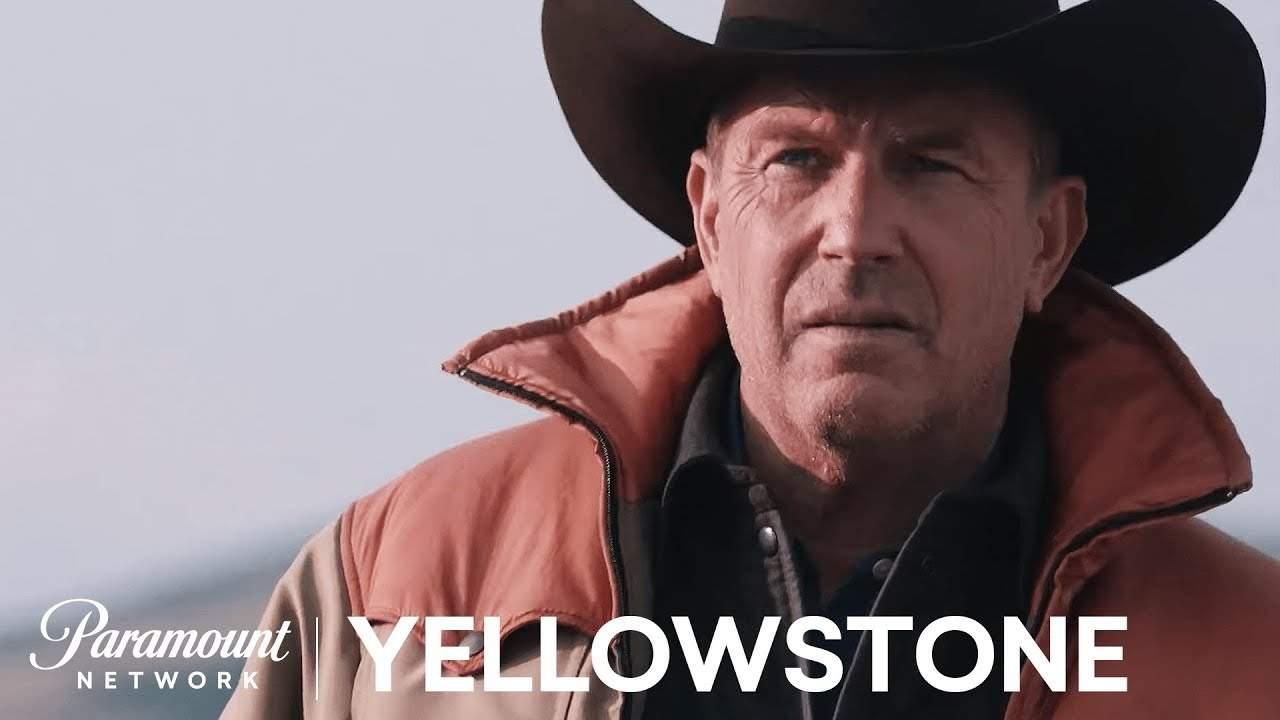 Размещен трейлер сериала «Йеллоустоун»