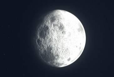 Нейросеть нашла 6 тысяч новых кратеров на поверхности Луны