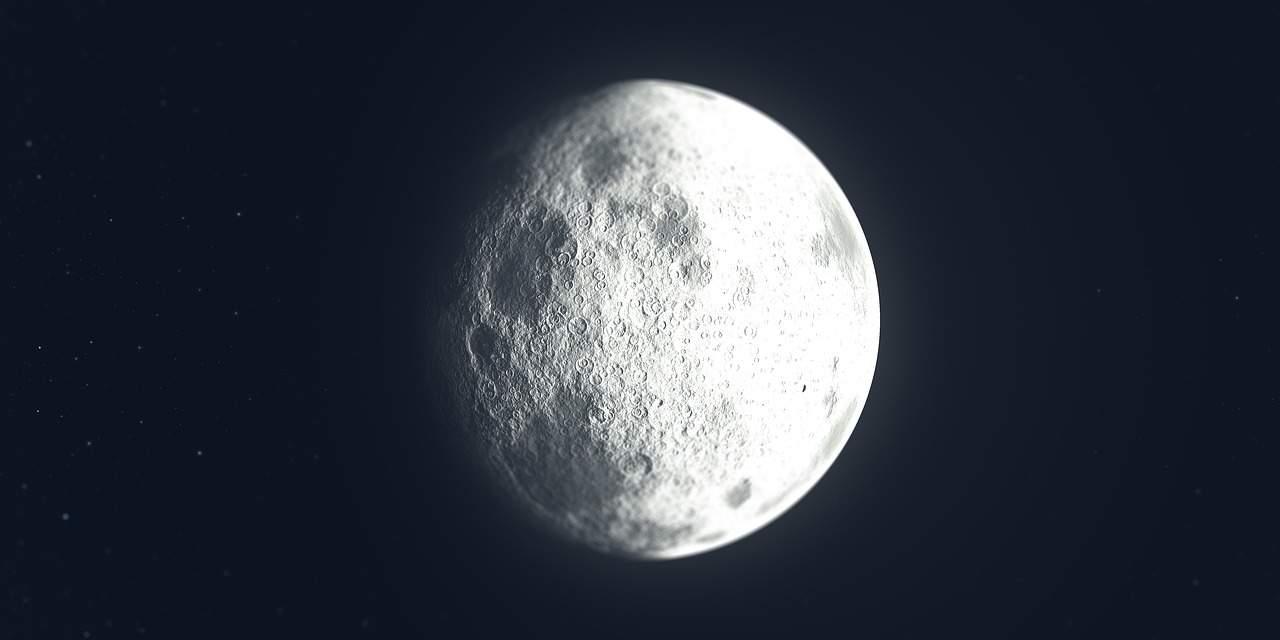 На Луне найдены шесть тысяч новых кратеров