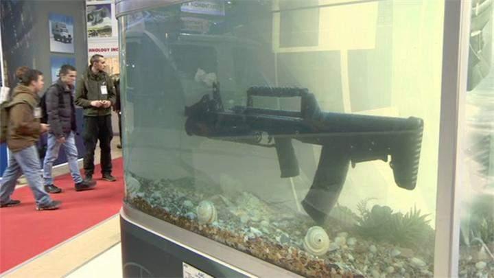 Автомат-«амфибию» готовят ксерийному производству в Российской Федерации