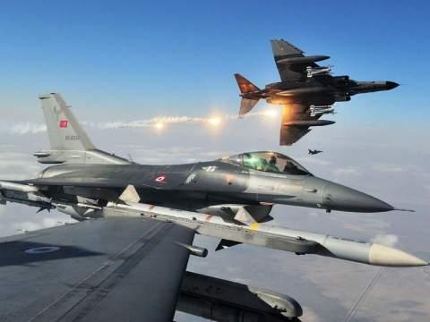 ВТурции разбился истребитель F-16