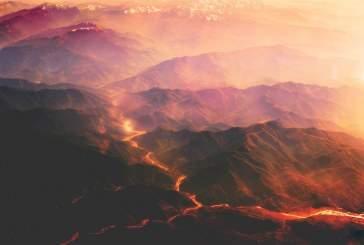 Мощное извержение супервулкана не затронуло древних людей