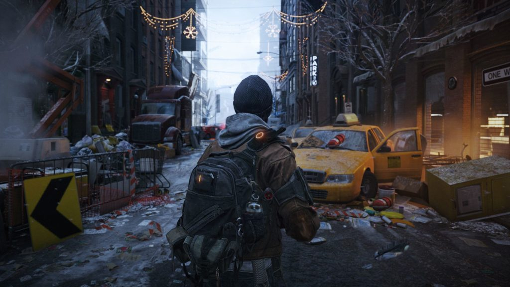 Ubisoft: the division 2 в разработке
