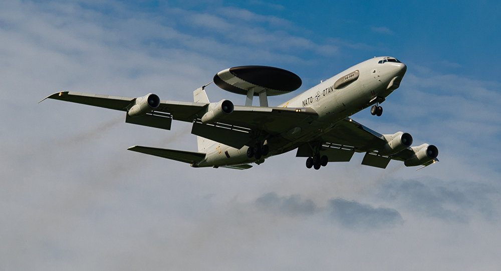 4 самолета-разведчика иодин беспилотник замечены уграниц Российской Федерации