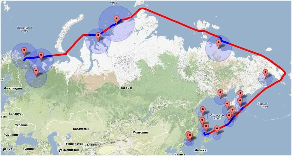 ВСША призывают Россию отдать Северный морской путь вобщее пользование