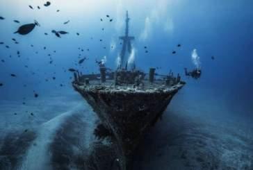 Возле берегов Австралии обнаружены останки неизвестного корабля
